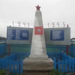 обелиск д.исламбаево